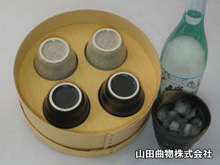 父の日 プレゼント 日本酒 焼酎ギフト ぐい呑み おちょこ 業務用 使い捨て 曲げわっぱ 曲物 脱プラスチック