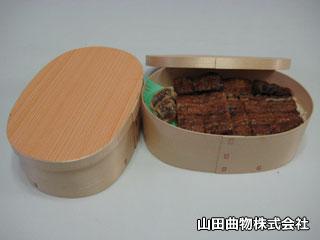 ご飯粒がくっ付きにくい 木製 容器 小判型 テイクアウト お持ち帰り 業務用 使い捨て 弁当箱 曲げわっぱ 曲物 脱プラスチック